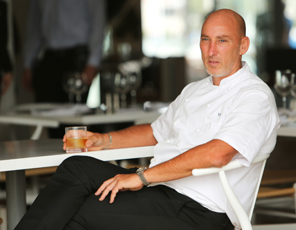 Executive Chef of Salt, Mark Gold