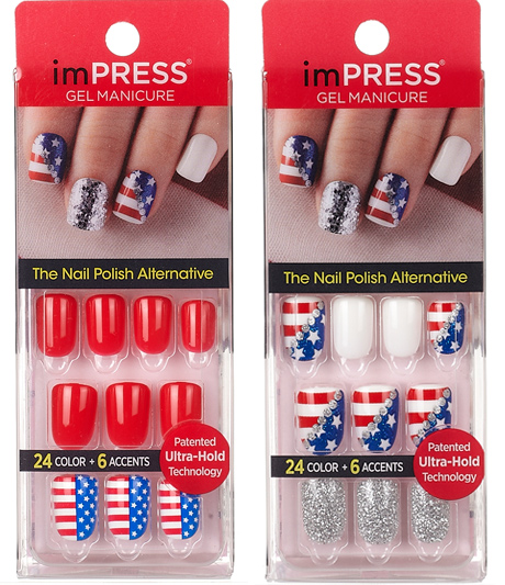 Nail Spirations Limited Edition Summer Collection By Impress