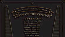 party of the century