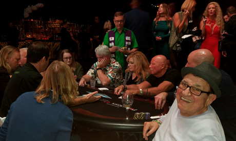 lapd memorial fund celebrity poker challange