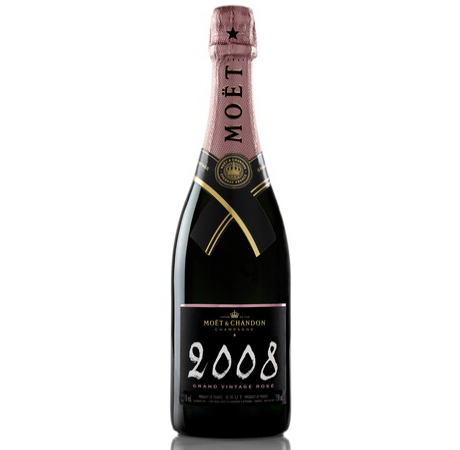 Moët & Chandon Grand Vintage Rose 2008