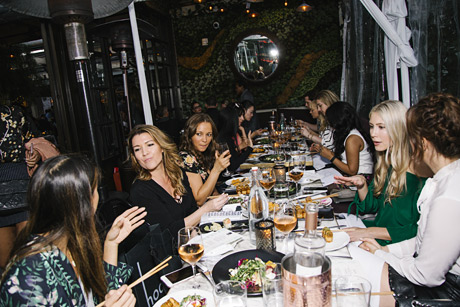 The Hook App hosted Fashion influencers and VIP Media to introduce them to their new fashion app at the trendy Catch LA in West Hollywood.