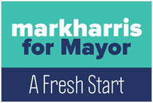 Mark Harris for Mayor of Monrovia