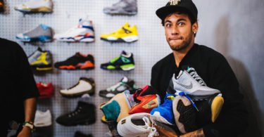 Sneaker Shopping with Neymar Premiers Today on Complex Networks