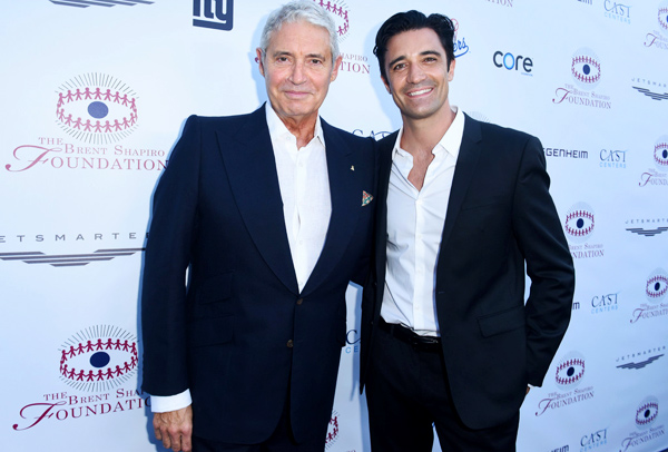 Michael Noori and Gilles Marini attended.