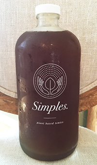 simples plant based tonic