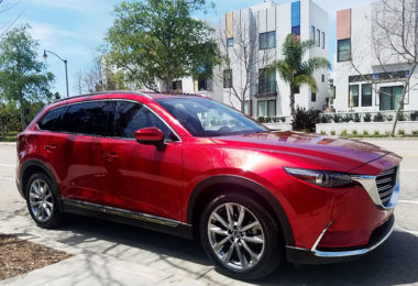 The Stylish SUV Crossover 2018Mazda CX-9 Grand Tourer