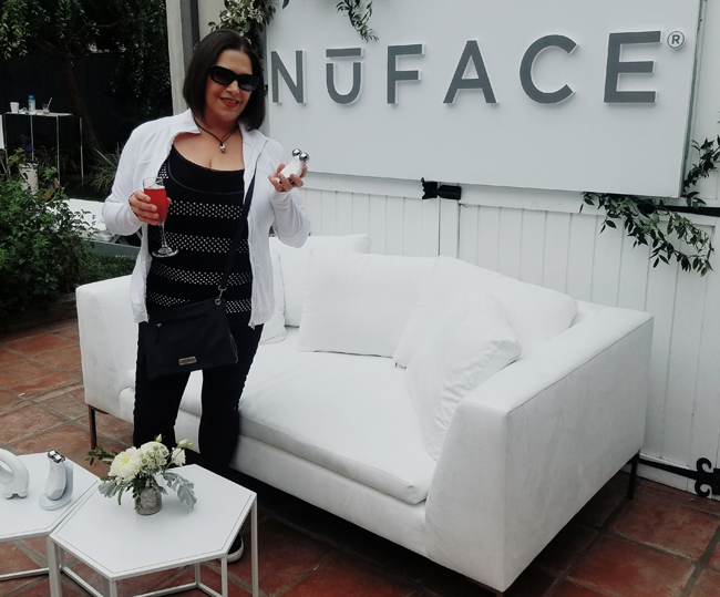 Jane Emery at House of Nuface in West Hollywood