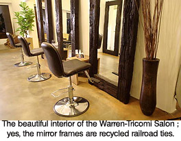 Warren Tricomi Salon West Hollywood