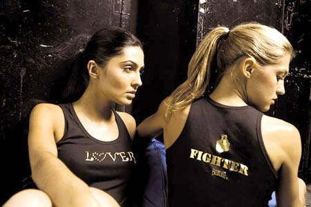 Hi Ladies, Tired of shopping for some cute but tough boxing gloves for women? Fighter girls brand only maufactures clothing and gear for women so finding