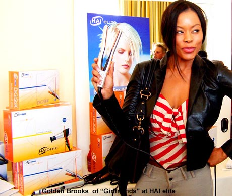 Golden Brooks, HAI elite
