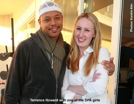 Terrence Howard, World Style Lounge