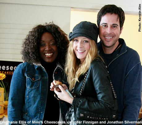Millie's Cheesecakes, Jonathan Silverman, Jennifer Finnigan
