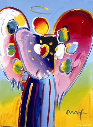 Artist peter max to host first virtual exhibition
