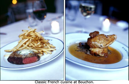 French Bistro Food Menu Anyone who's visited france is