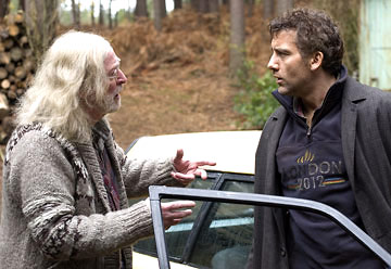 Children of Men Michael Caine and Clive Owen