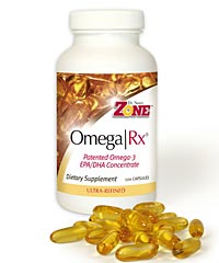 Zone Omega fish oil.