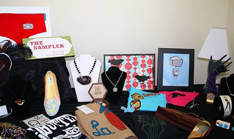 The Sampler's variety of gifts