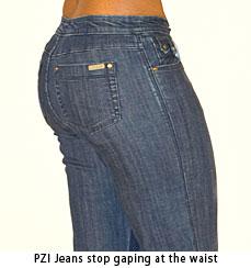 bc1c696d8ac2f If you are tired of jeans that gap and show off your undies