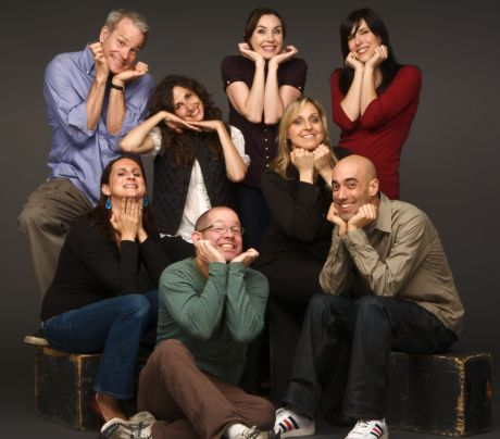Groundlings 'Key Party' Cast