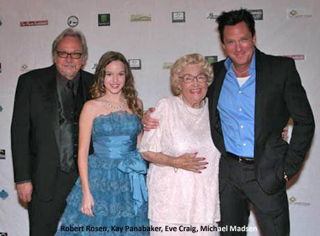 Robert Rosen, Kay Panabaker, Eve Craig, Michael Madsen