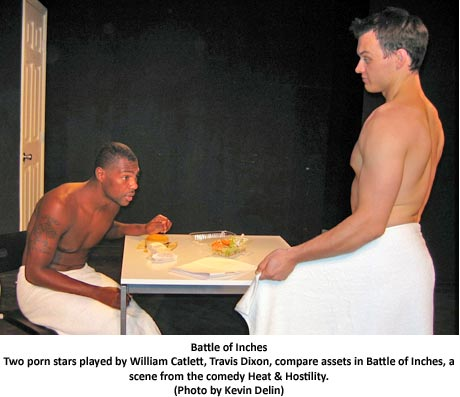 William Catlett, Travis Dixon