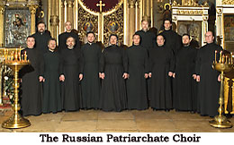 The Russian Patriarchate Choir