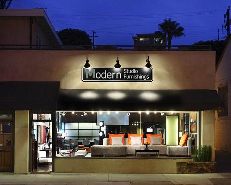 Creativity And Quality Abound At Modern Studio Furnishings Of Laguna Beach