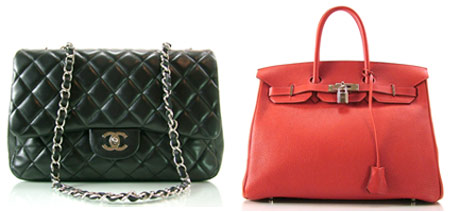 Classic Chanel And Hermes Handbags That You Can Find At Fashionphile