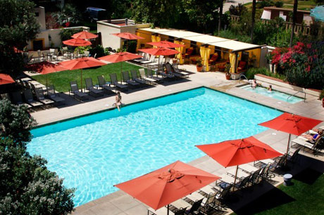 Los angeles to san diego travel made easy with a southern - Salt water swimming pools los angeles ...