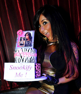 0d2c12fa52ec7b Snookify Me! LA s The Place Chats with Jersey Shore s Nicole