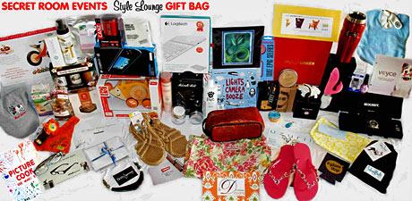 Secret Room Gift Bag