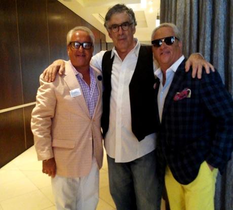 Mark Harris, Elliott Gould, Matt Harris