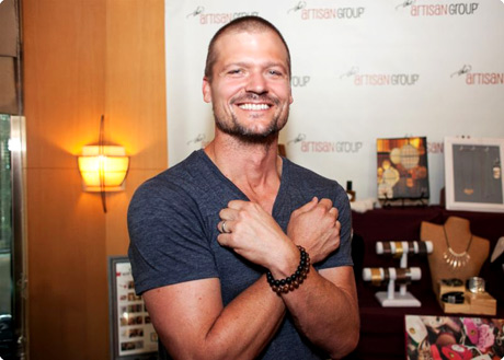 Bailey Chase of Longmire, Saving Grave with Wristicuffs