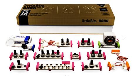 littleBits Sound Kit