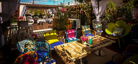 Le Jardin French Restaurant Los Angeles