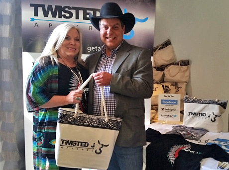 Twisted J at WOW Creations Oscar Lounge