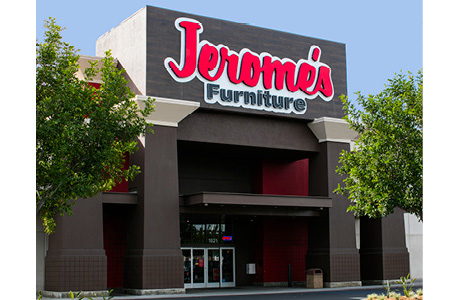 In Business 60 Years Jerome S Furniture Expands With New