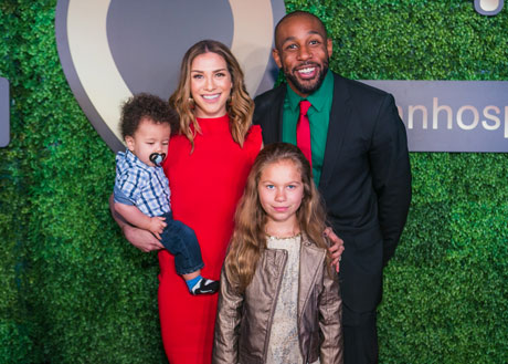 Allison Holker and Stephen 'Twitch' Boss