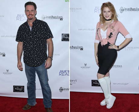 Kevin Dillon, Entourage and actress Renee Olstead