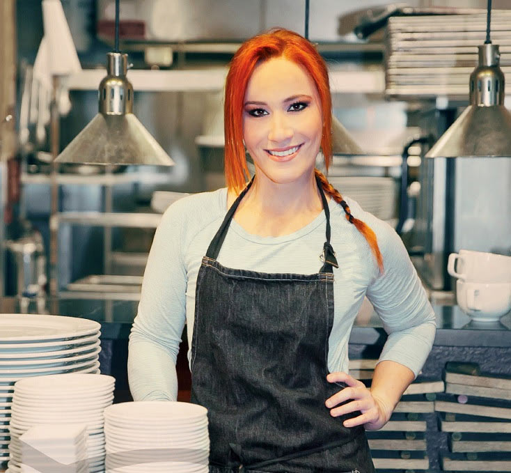 Executive Chef Adrianne Calvo