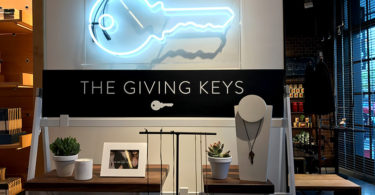 Shinola Hosts Kick-Off Event for The Giving Keys Pop Up Shop