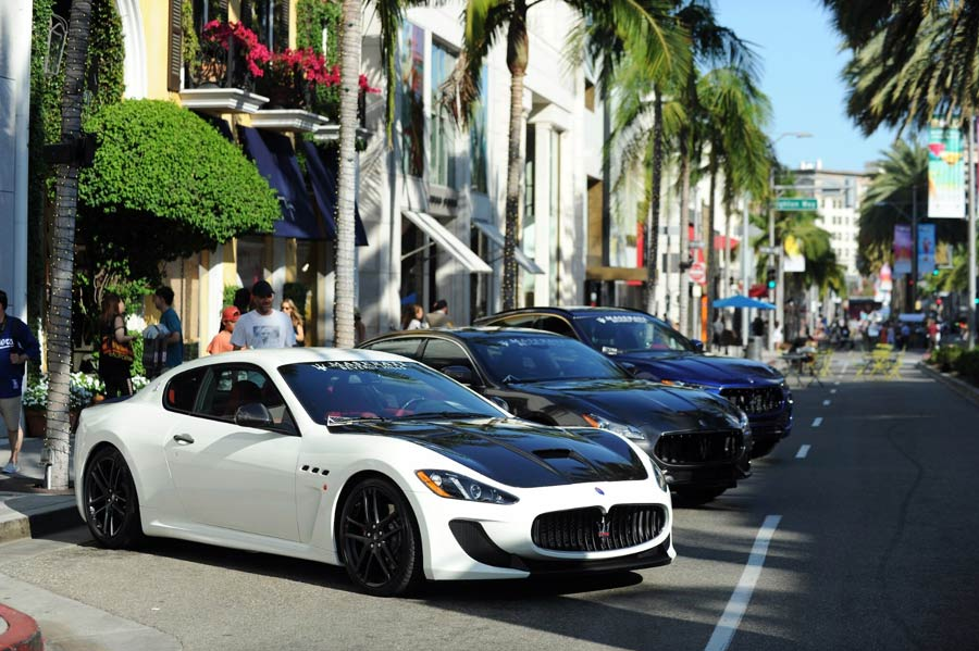 BOLD: Beverly Hills Open Later Days with Maserati Beverly Hills