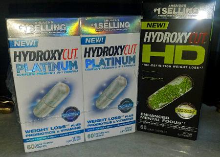 Hydroxy Cut