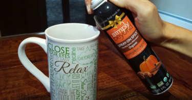 Simply Beyond's Pumpkin Spice - Organic Spray-On Spice
