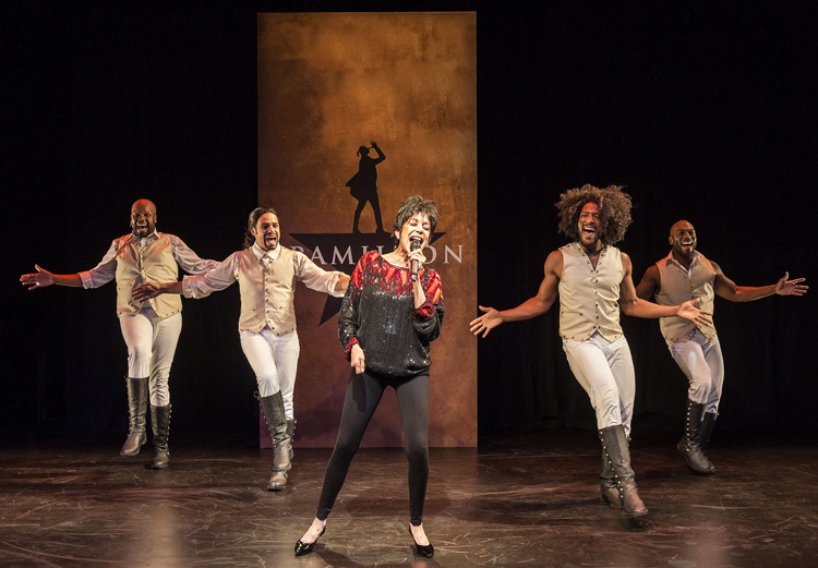 Center Theatre Group Announces Extension of SPAMILTON at the Kirk ...