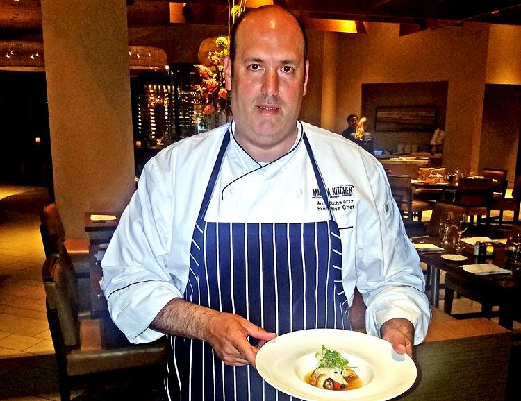 Executive Chef Aron Schwartz