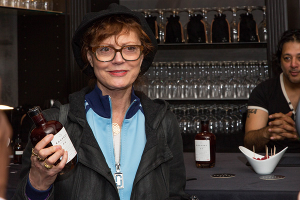 Susan Sarandon approved of Bouvery
