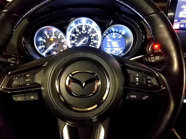 SUV Crossover 2018 Mazda CX-9 Grand Touring