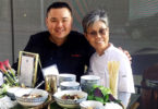 "Crustacean Beverly Hills' Chef Helene ""Mama"" An and Chef Tony Nguyen"